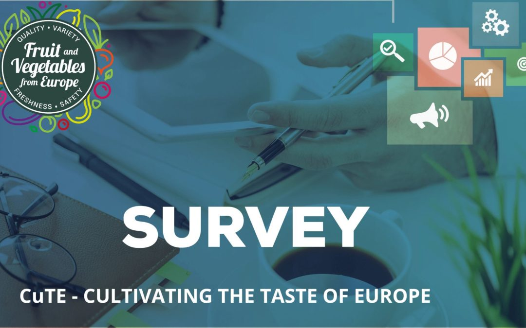 PRESS RELEASE    CuTE's first Survey 2019