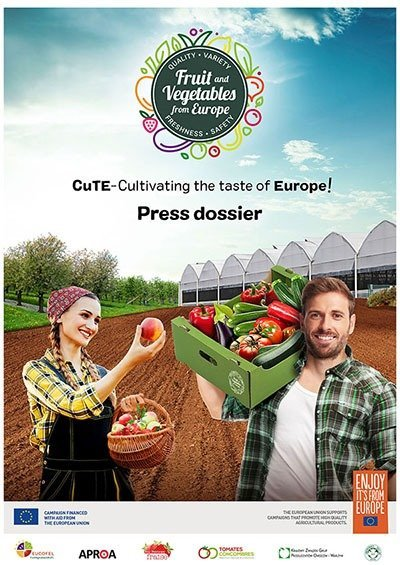 Dossier about CUTE Cultivating  the taste of europe