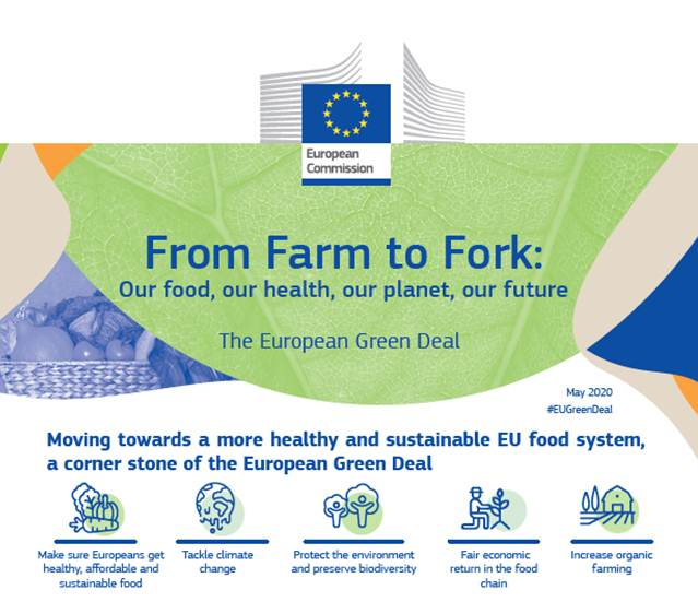 FruitVegetablesEUROPE's feedback: Roadmap on the Sustainable food – 'farm to fork' strategy.'